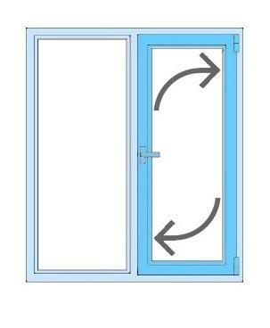регулювання фурнітури вікон