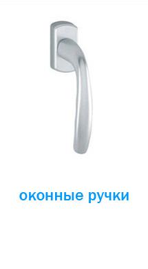 Ручки для металлопластиковых окон