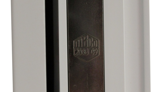 фурнітура MACO маркування на стулці