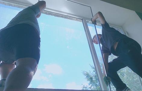 заміна склопакета у пластикових вікнах