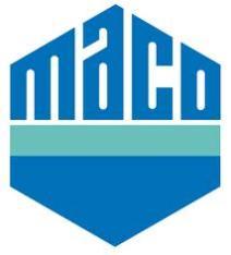 фурнитура MACO (мако) логотип