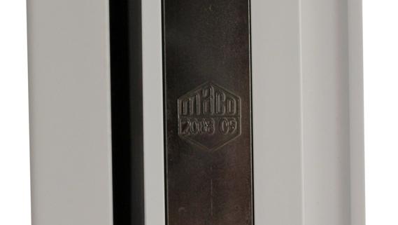 фурнитура MACO (мако) маркировка на створке
